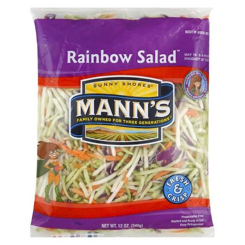 Mann's Rainbow Salad - 12oz - image 1 of 1