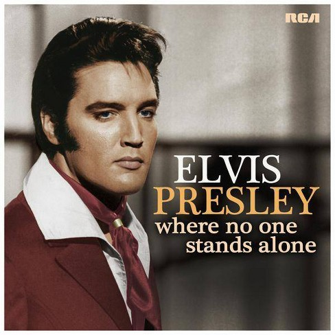 Elvis Presley - Where No One Stands Alone (Vinyl) - image 1 of 1