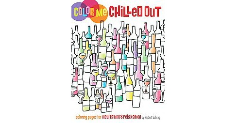 Color Me Chilled Out (Paperback) - image 1 of 1