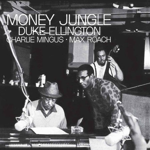 Duke Ellington - Money Jungle  Blue Note Tone Poet Series (Vinyl) - image 1 of 1