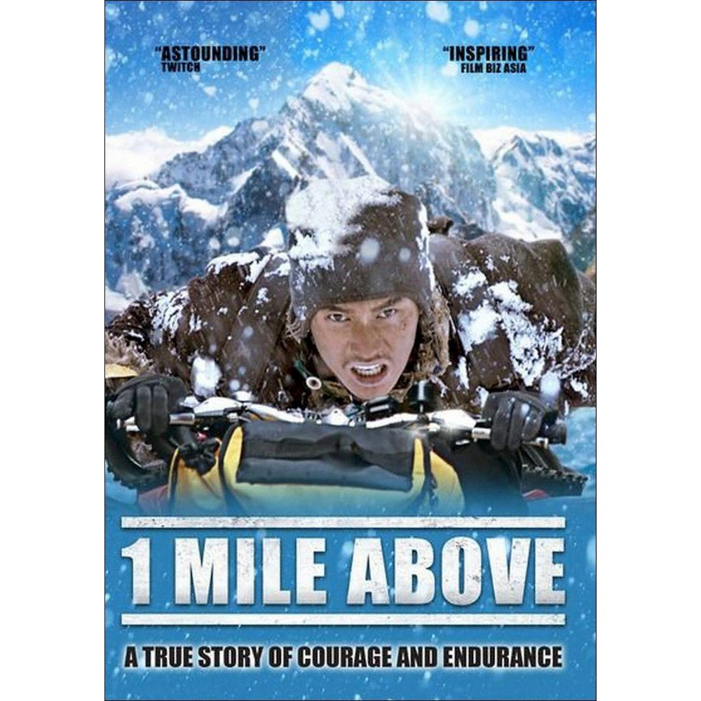1 Mile Above Dvd 2013