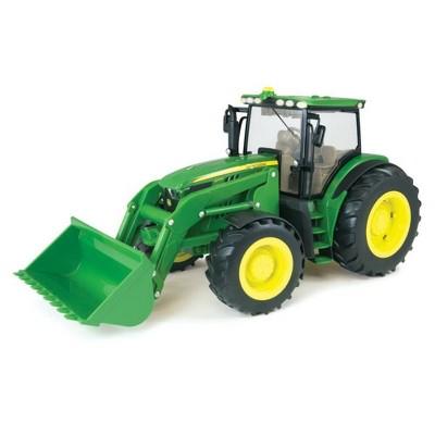 TOMY - ERTL Big Deere 1:16 6210R Tractor With Loader