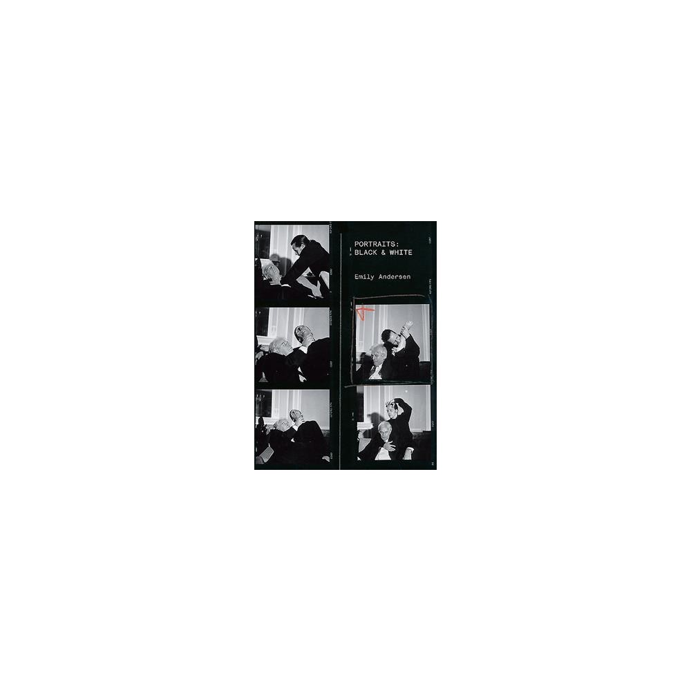 Portraits : Black & White - by Jonathan P. Watts (Hardcover)