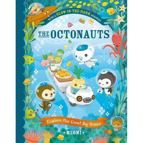 The Octonauts Explore the Great Big Ocean - by  Meomi (Paperback) - image 1 of 1