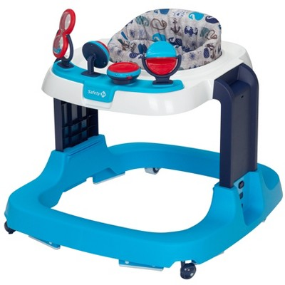 Safety 1st Ready Set Walk Developmental Walker - Dark Blue