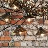 10 Lights Metal Up Lid Electric Café String Lights Bronze - image 3 of 4