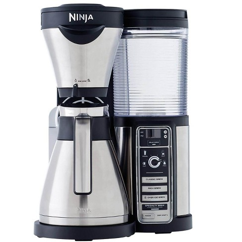 Ninja Coffee Bar Drink Machine with 100 Recipe Book (Certified Refurbished) - image 1 of 4