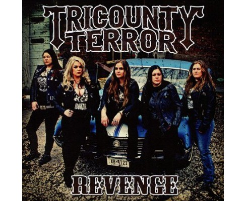 Tricounty Terror - Revenge (CD) - image 1 of 1