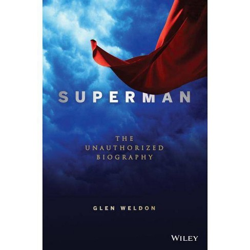 Superman - by  Glen Weldon (Hardcover) - image 1 of 1