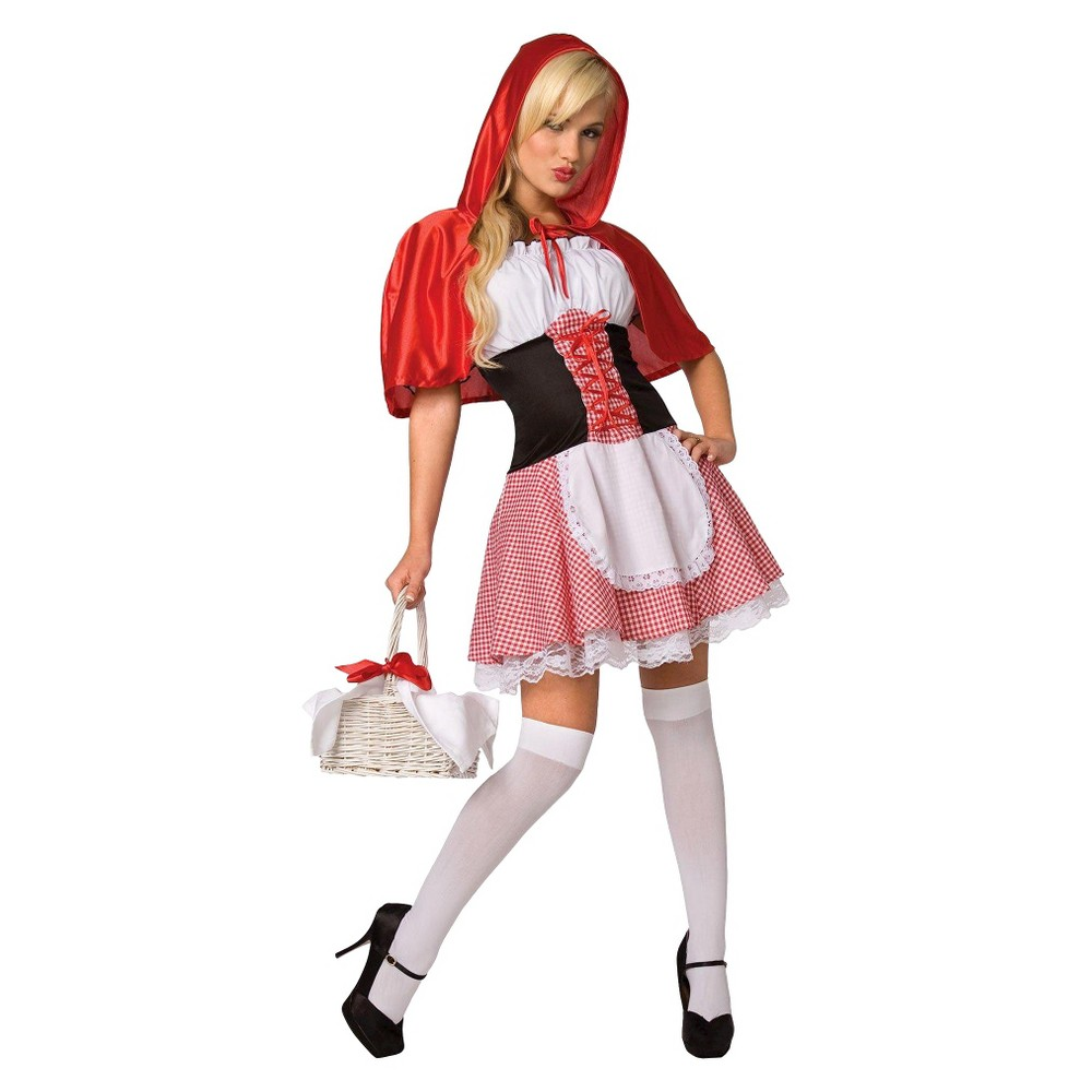Little Red Riding Hood Women's Costume X-Small, Size: XS