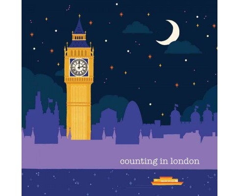 Counting in London -  by Gloria  Fowler (Hardcover) - image 1 of 1