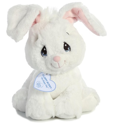 Aurora World Precious Moments Floppy White Bunny 8 5 Stuffed Animal