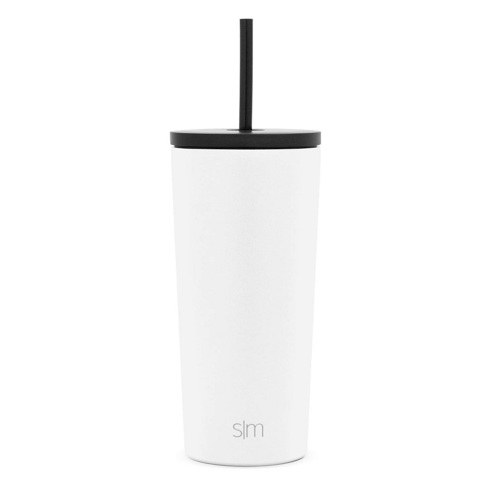 Simple Modern 24oz Classic With Straw Lid Winter