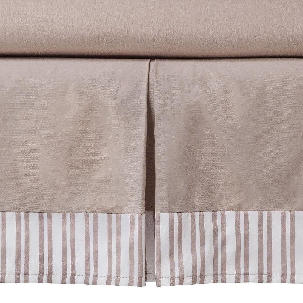 Sweet Jojo Designs Giraffe Toddler Bed Skirt