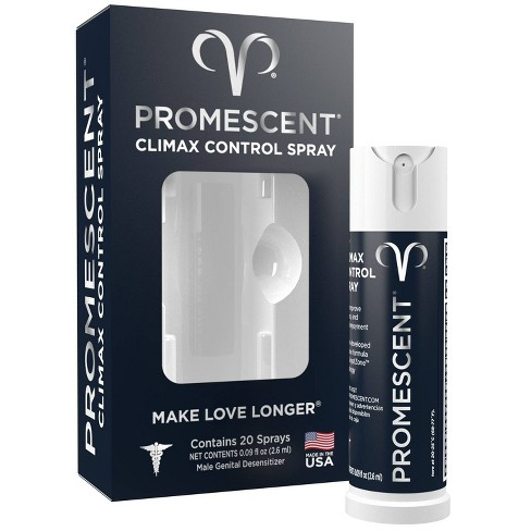 Promescent Sexual Performance Enhancer Spray - 2.6ml - image 1 of 4