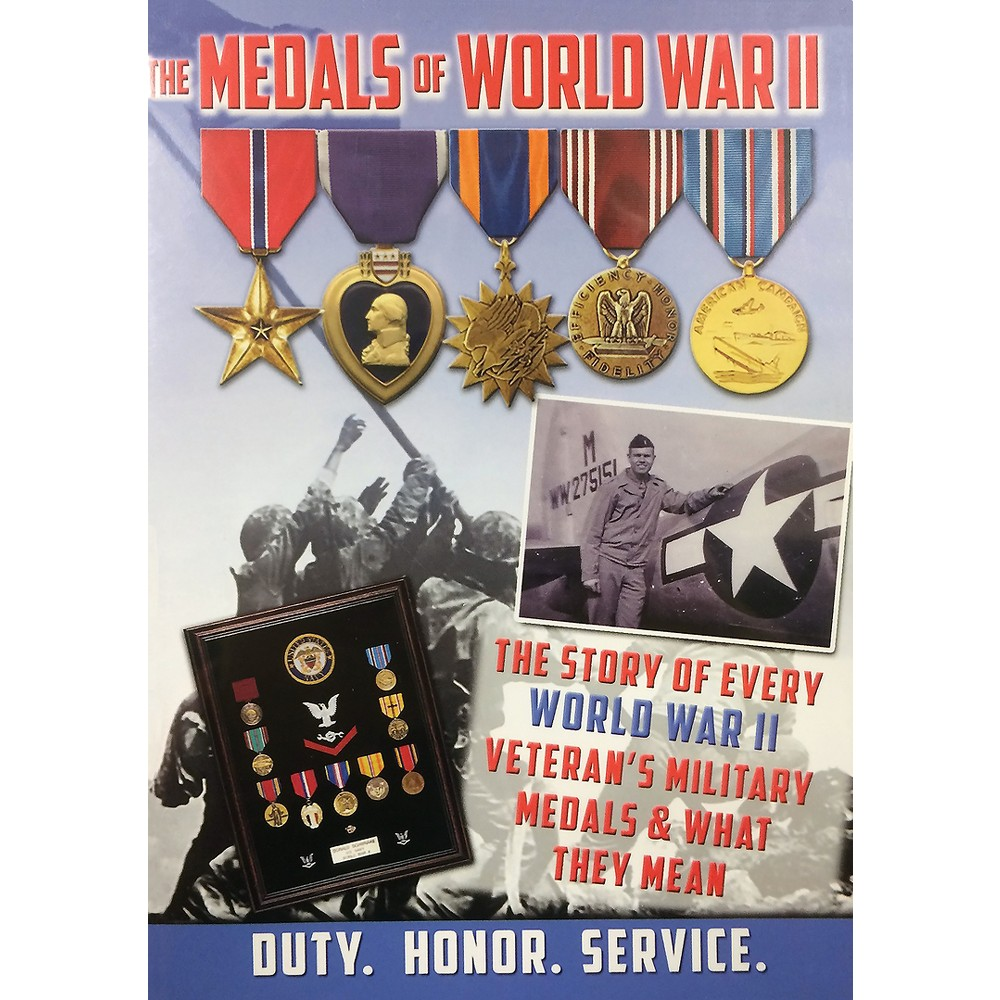 Medals Of World War Ii (Dvd)