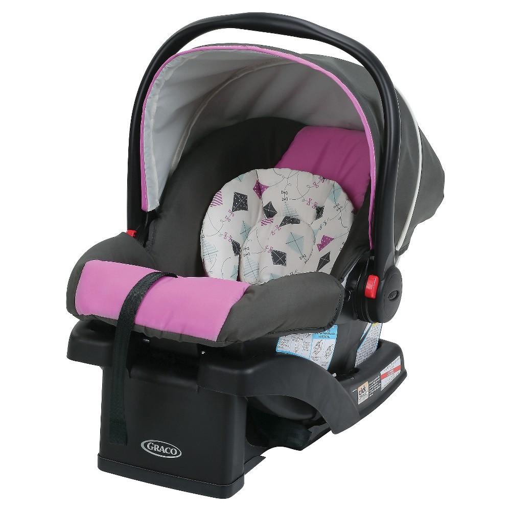Graco Snug Ride 30 Click Connect Car Seat Front Adjust - ...