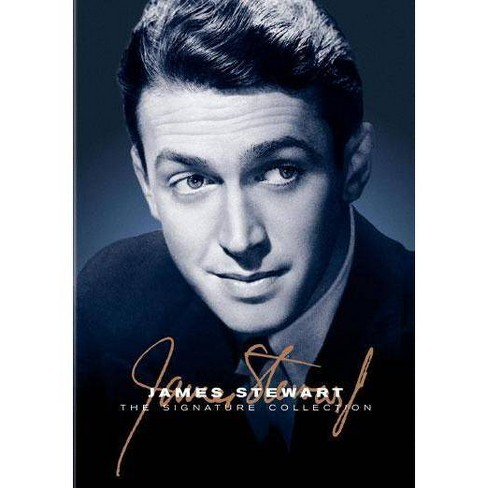 James Stewart: The Signature Collection (DVD) - image 1 of 1