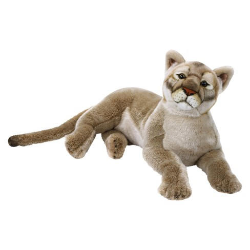 Lelly National Geographic Mountain Lion Plush Toy - image 1 of 1