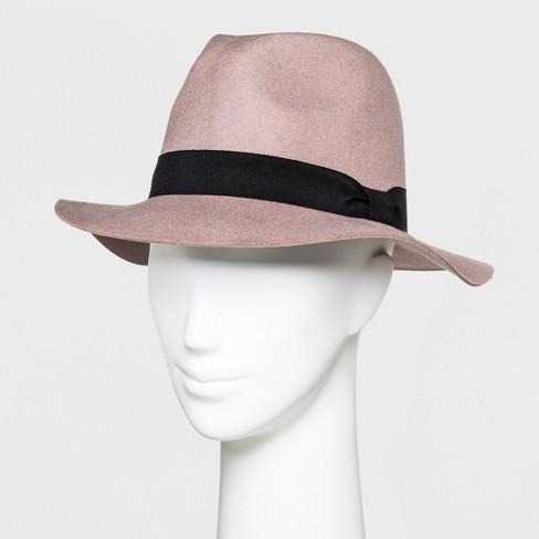 Women s Felt Panama Hat - A New Day™   Target c59e3c984d9d