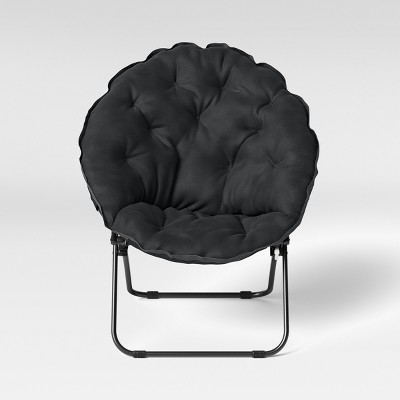 Dish Chair Black - Room Essentials™