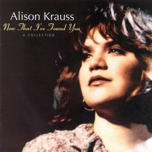 Alison Krauss - Now That I've Found You (CD) - image 1 of 2