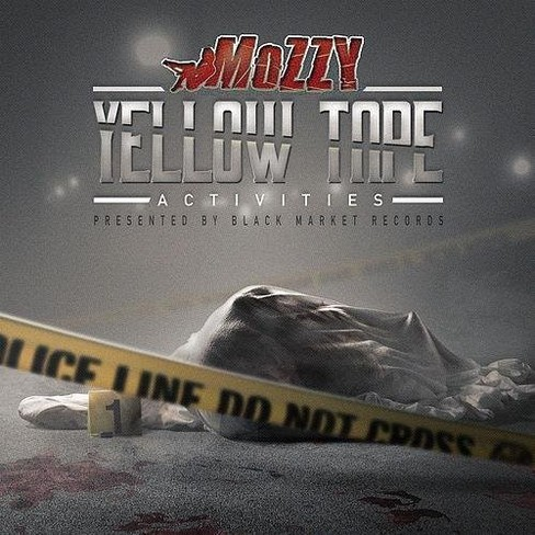 Mozzy - Yellow tape activities (CD) - image 1 of 1