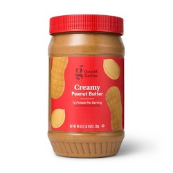Creamy Peanut Butter 40oz - Good & Gather™