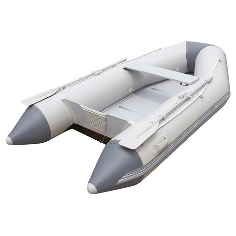 Hydro-Force Pro Boat - White/Gray - image 1 of 4