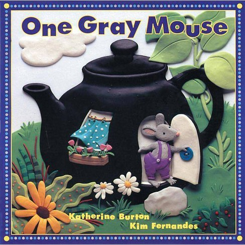 One Gray Mouse - by  Katherine Burton (Paperback) - image 1 of 1