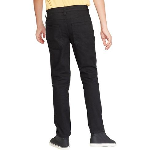 7d8c6e00b Boys' Skinny Fit Jeans Cat & Jack™ - Black Wash : Target