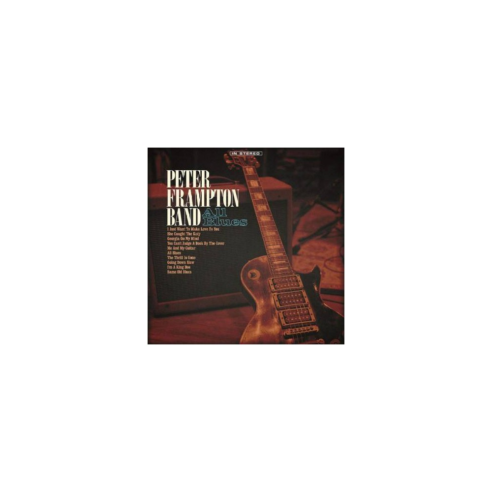 Peter Band Frampton All Blues Cd