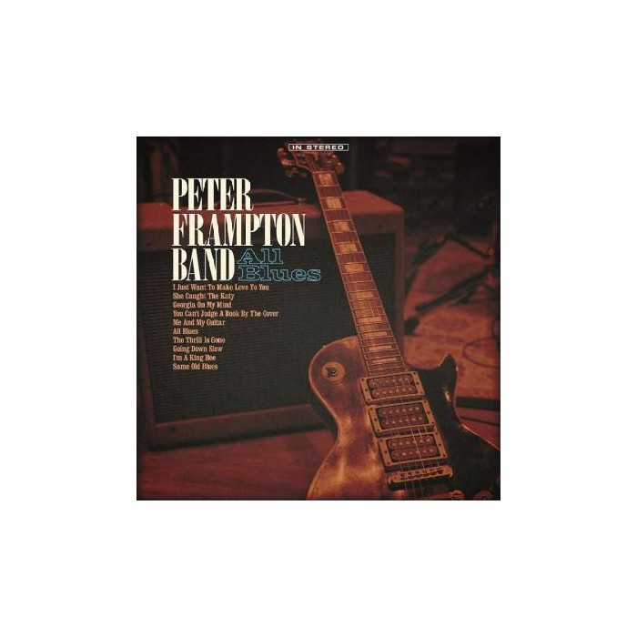 Peter Band Frampton - All Blues (CD) - image 1 of 1