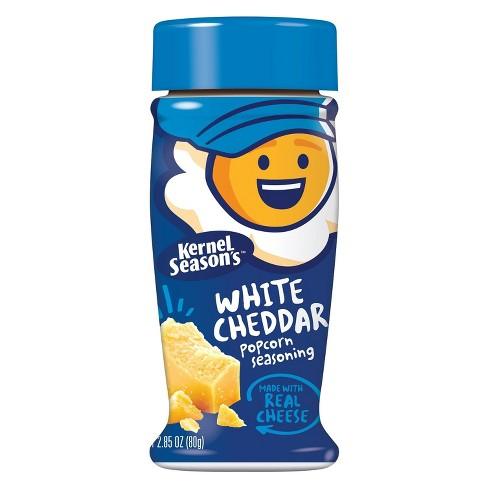 kernel season s white cheddar popcorn seasoning target