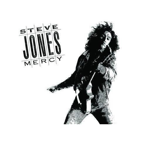 Steve Jones - Mercy (CD) - image 1 of 1
