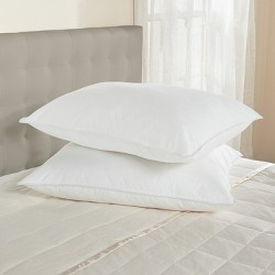 DOWNLITE Hotel & Resort 50-50 Down & Feather Blend Pillow Queen