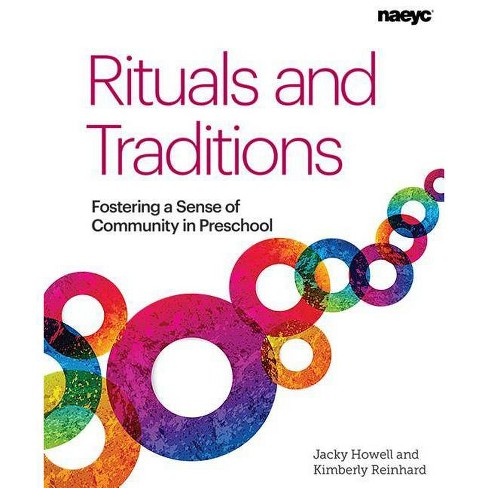 Rituals and Traditions - by  Jacky Howell & Kimberly Reinhard (Paperback) - image 1 of 1