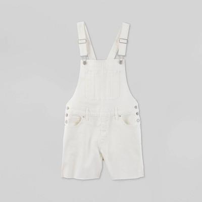 Women's High-Rise Shortall Jean Shorts - Universal Thread™
