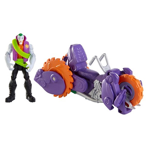 Batman: The Joker Action Figure & Gorilla Cycle Vehicle - image 1 of 5