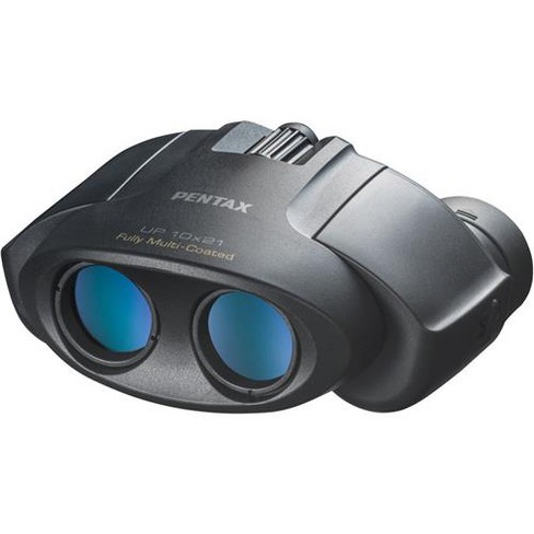 Pentax 10x21 UP Series Weather Resistant Porro Prism Binocular with 5.0 Degree Angle of View, Black - image 1 of 1