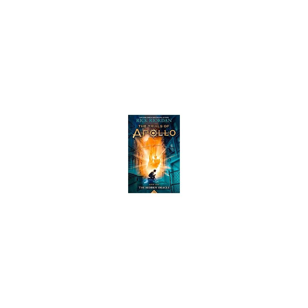 Hidden Oracle (Unabridged) (CD/Spoken Word) (Rick Riordan)