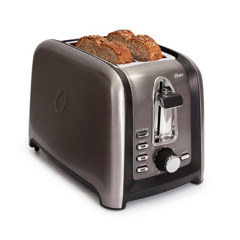 Oster 2-Slice Toaster Oven - Silver - image 1 of 4