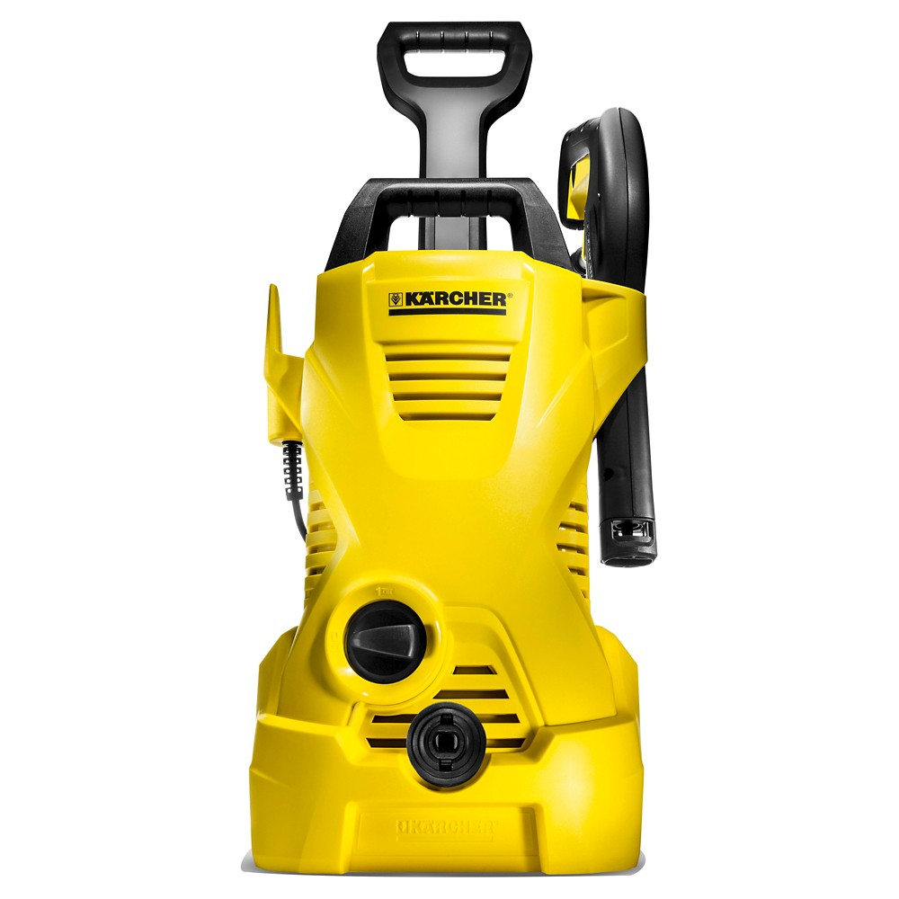 Image of 120 Volts, 1560 Watts K2 Ergo 1600 Psi 1.25 Gpm Electric Power Pressure Washer - Yellow - Karcher