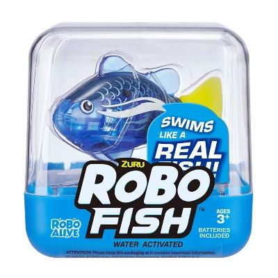Robo Alive Robotic Fish - Blue