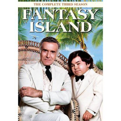 Fantasy Island: The Compete Third Season (DVD)(2012)