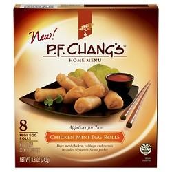 PF Chang's Chicken Frozen Mini Egg Rolls - 8ct/8.8oz