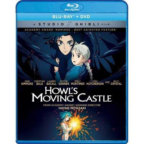 Howl's Moving Castle (Blu-ray) - image 1 of 1