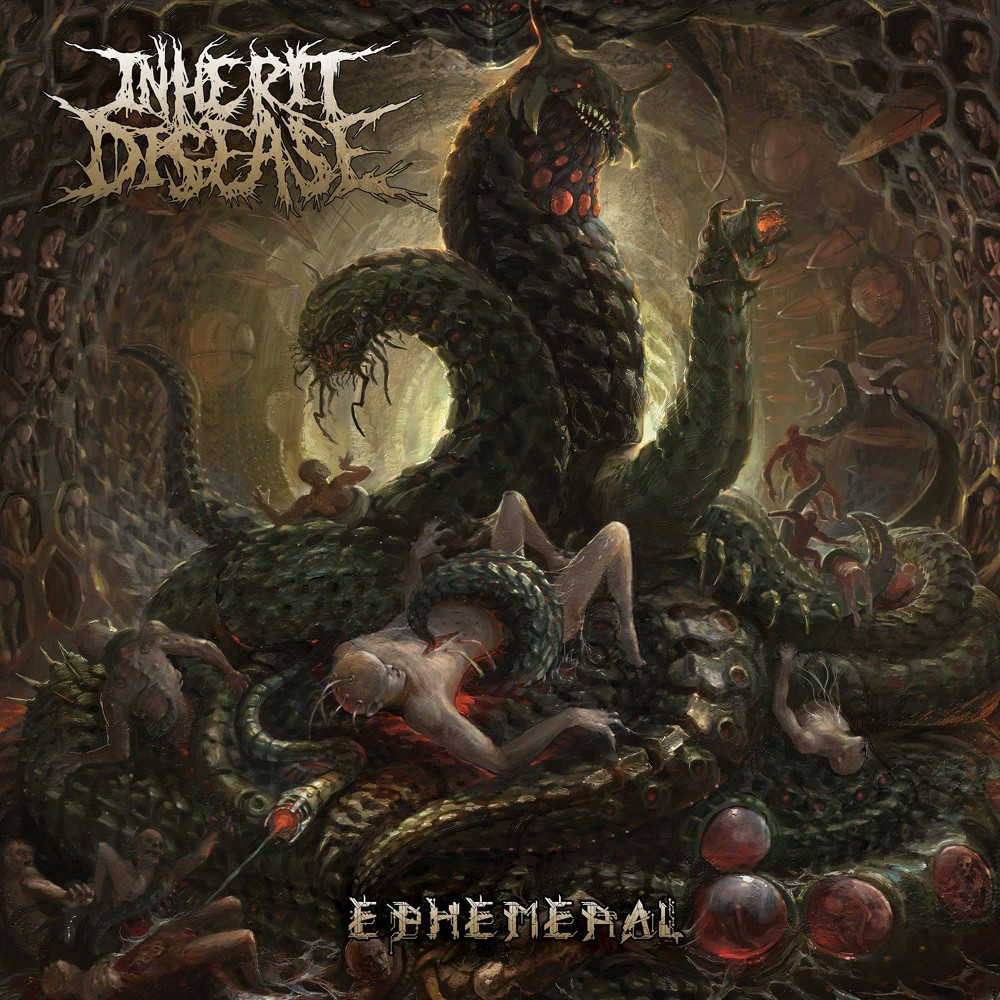 Inherit Disease - Ephemeral (CD)