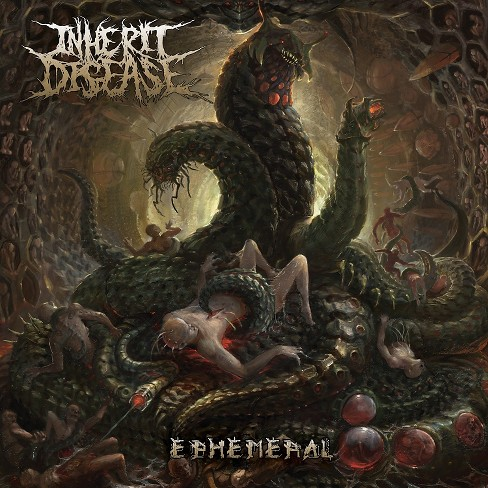 Inherit disease - Ephemeral (CD) - image 1 of 1