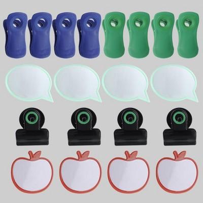 10pk Magnetic Clips - Bullseye's Playground™